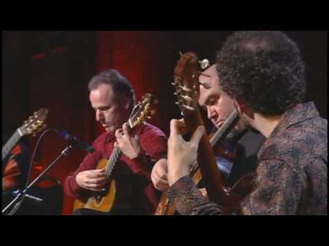 guitarquartet - Awesome arrangement and play of LAGQ.