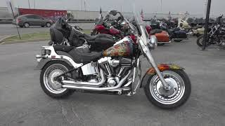 5. 027474 - 2012 Harley Davidson Softail Fat Boy   FLSTF - Used motorcycles for sale