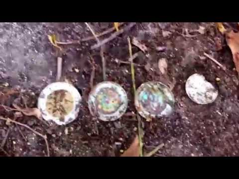 Metal detecting my hunted out park with The x-Terra 705 in reverse discrimination