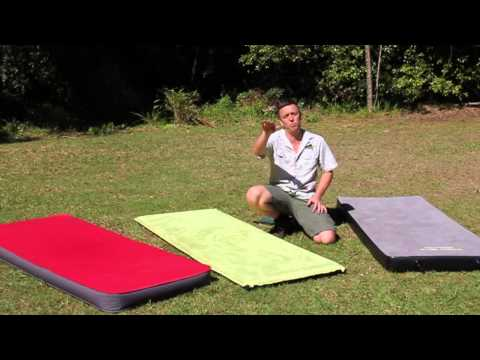 What Makes a Good Camping Mattress great!