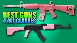 Battlefield 4 Best Guns For All Classes