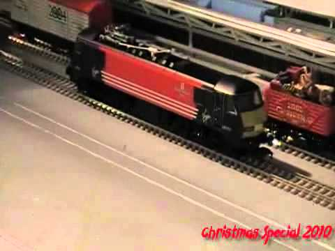 Hornby Model Railways Virgin Trains Class 90 Review