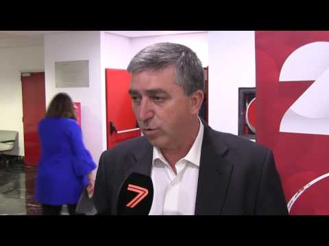 Canal 7 Tele Valencia se hace eco del 25 Aniversario de CEEI Valencia[;;;][;;;]