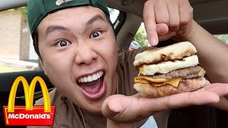Video MCDONALD'S SECRET MENU BURGER TASTE TEST!! MP3, 3GP, MP4, WEBM, AVI, FLV April 2018