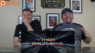 "Video ""Thor: Ragnarok"" Official Trailer Reaction! MP3, 3GP, MP4, WEBM, AVI, FLV Maret 2018"