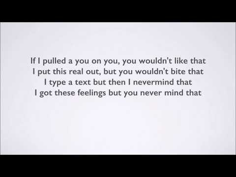 i hate u, i love u (Clean) Lyrics gnash ft. olivia o'brien