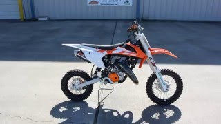 4. $5,199:  2016 KTM 50 SXS Overview and Review