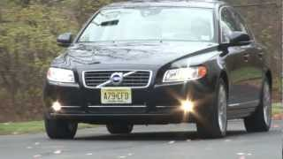 2013 Volvo S80 - Drive Time Review With Steve Hammes