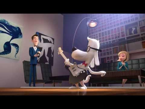 """皮巴弟先生與薛曼的時光冒險 - """"天才皮巴弟先生""""片段"""