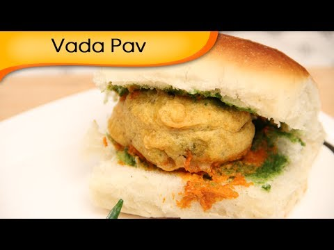 Vada Pav | Mumbai's Best Fast Food | Recipe by Ruchi Bharani