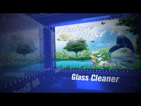 Natural Blast Green Organic Cleaning Products