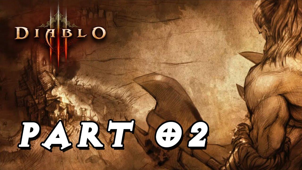[Let's Play] Diablo 3: UEE – Part 02 – Friedhof und Krypta