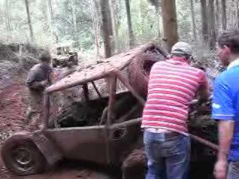 Trilha de Jeep - Faxinal dos Guedes 18