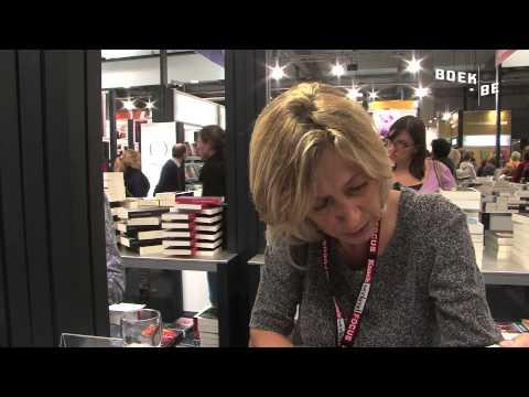 Belinda Aebi leest voor uit 'Het containermeisje'