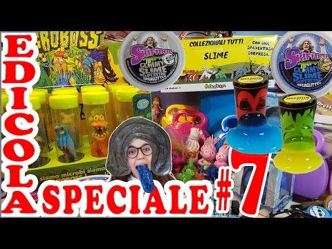 EDICOLA SPECIALE #7: Tutte le cose che ho trovato dalla 101^ alla 120^ puntata (by Giulia Guerra) (видео)