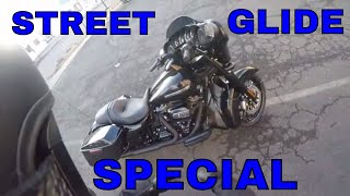 8. 2018 Harley Davidson Street Glide Special First Ride Review