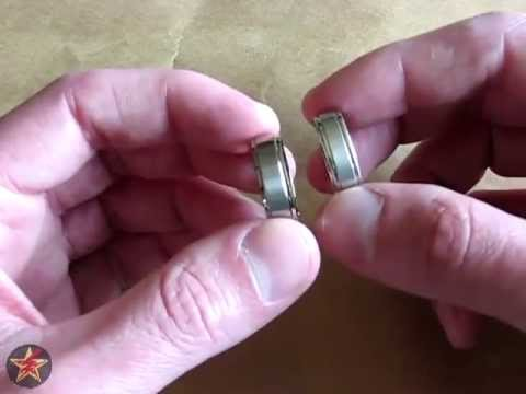 Gold vs Titanium for a ring, my thoughts