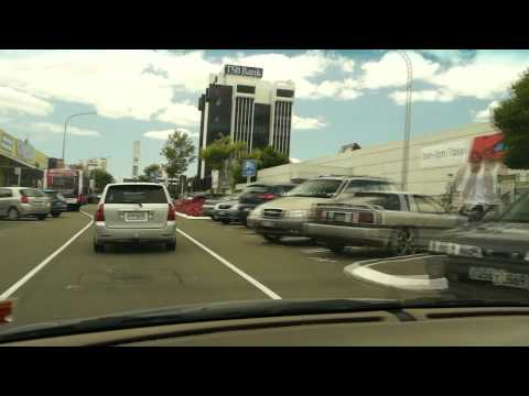 Palmerston North - A cruise around Palmerston North, New Zealand, kicking off at The Esplanade, through the Square, onto Rangitikei Street then Tremaine Ave, back track when I ...