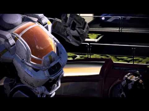 Mass Effect 3: The War Begins Trailer Video