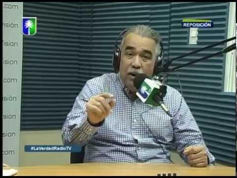 Entrevista al exgobernador de Monagas Luis E Martínez