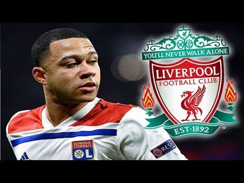 DEPAY TO SIGN FOR LIVERPOOL? | WANTS TO LEAVE LYON IN SUMMER | LIVERPOOL TRANSFER NEWS