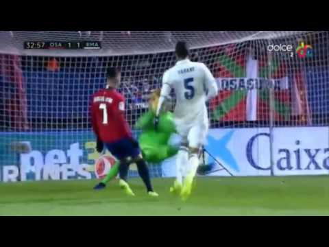 Osasuna vs Real Madrid [1-3] ALL GOALS/EXTENDED HIGHLIGHTS 11/02/2017  ~HD