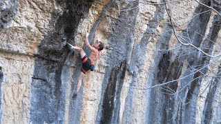 Master Magnets 8a (Vikos Gorge, Greece) | Uncut Ascent by Mani the Monkey