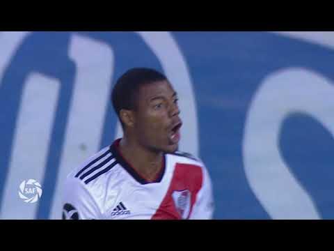 Primer gol de De La Cruz vs. Aldosivi