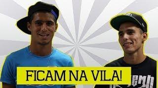 Na noite dessa terça-feira (19), os laterais Daniel Guedes e Zé Carlos, campeões da Copa do Brasil Sub-20 e da Copa São Paulo de Futebol Júnior com a ...