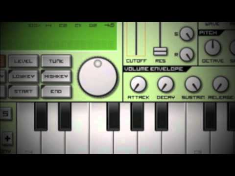 Video of Real Instruments & Ambient V1