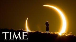 Video 360 Degree VR Solar Eclipse Live Stream With Jeffrey Kluger From Casper, Wyoming | TIME MP3, 3GP, MP4, WEBM, AVI, FLV Juli 2018