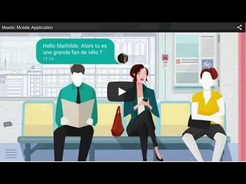 Video of Meetic - La Rencontre