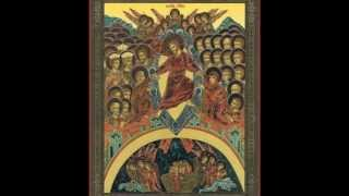 Full the Stichera of Pascha plus doxastikon plus troparion of Pascha - Christ is risen - perfmormed by youth choir of st. John Damascene from Russia. English...