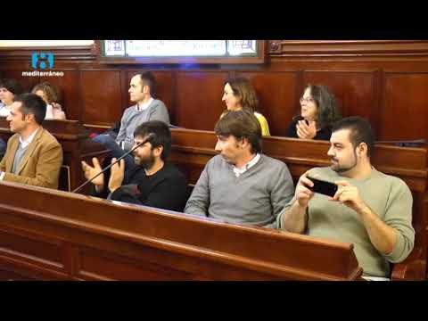 Presentación de 'Move Up!', en 8 TV Mediterráneo[;;;][;;;]