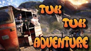 Farcry 4 Community Maps! Tuk Tuk's ADVENTURE - THAT CHAKAZEUS LUCK!