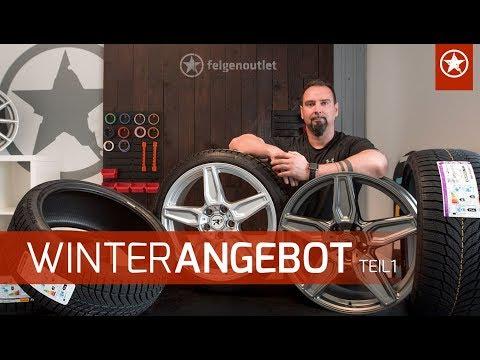 Sicher durch den Winter   Empfehlungen von felgenoutlet.de (Teil 1)