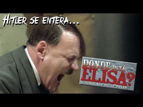 Hitler se entera de la Muerte de Elisa видео