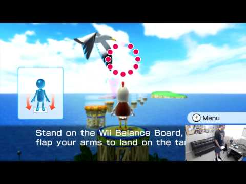 wii fit u ultimate obstacle course