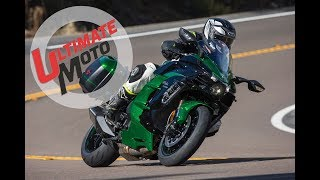 2. 2018 Kawasaki Ninja H2 SX SE Review | Ultimate Motorcycling