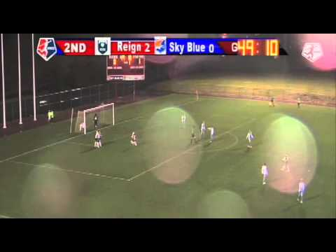 Sky Blue FC vs. Seattle Reign FC: Highlights - April 30, 2014 (видео)