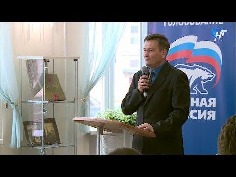 Участники праймериз «Единой России» обсудили остросоциальные вопросы в ходе дебатов