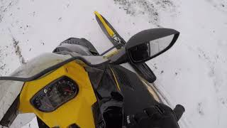 2. 2013 Ski Doo 600 E-Tec Renegade Review