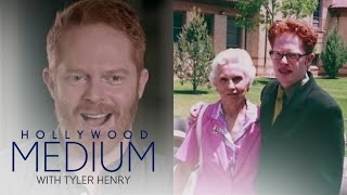 Video Jesse Tyler Ferguson Learns He Is His Late Grandmother's Favorite | Hollywood Medium | E! MP3, 3GP, MP4, WEBM, AVI, FLV Maret 2019