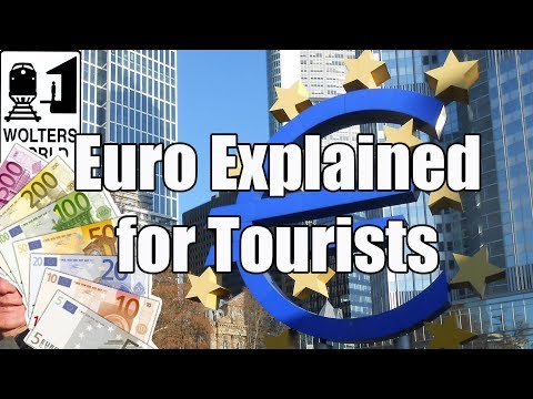 euro - http://www.woltersworld.com What is a euro? What does a euro look like? What are the Euro bills? What do the bills look like? This video helps answer a lot o...