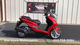 3. 2019 Yamaha SMAX