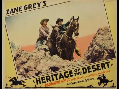 CUANDO EL OESTE ERA JOVEN AUDIOESCRITA (WHEN THE WEST WAS YOUNG, 1932, Full movie, Spanish, Cinetel)