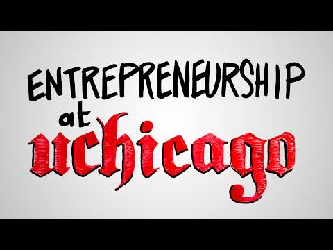 Entrepreneurship at UChicago