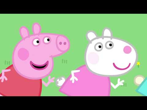 Peppa Pig English Episodes - BEST Moments from Season 2 - 1 HOUR - #069