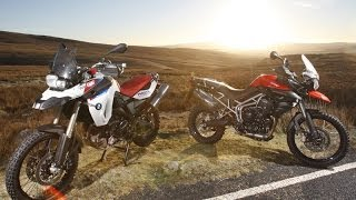 3. Triumph Tiger 800 XC Day 4 The Bikes I've Owned