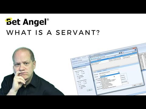 Bet Angel – New Feature – What Is A Servant?